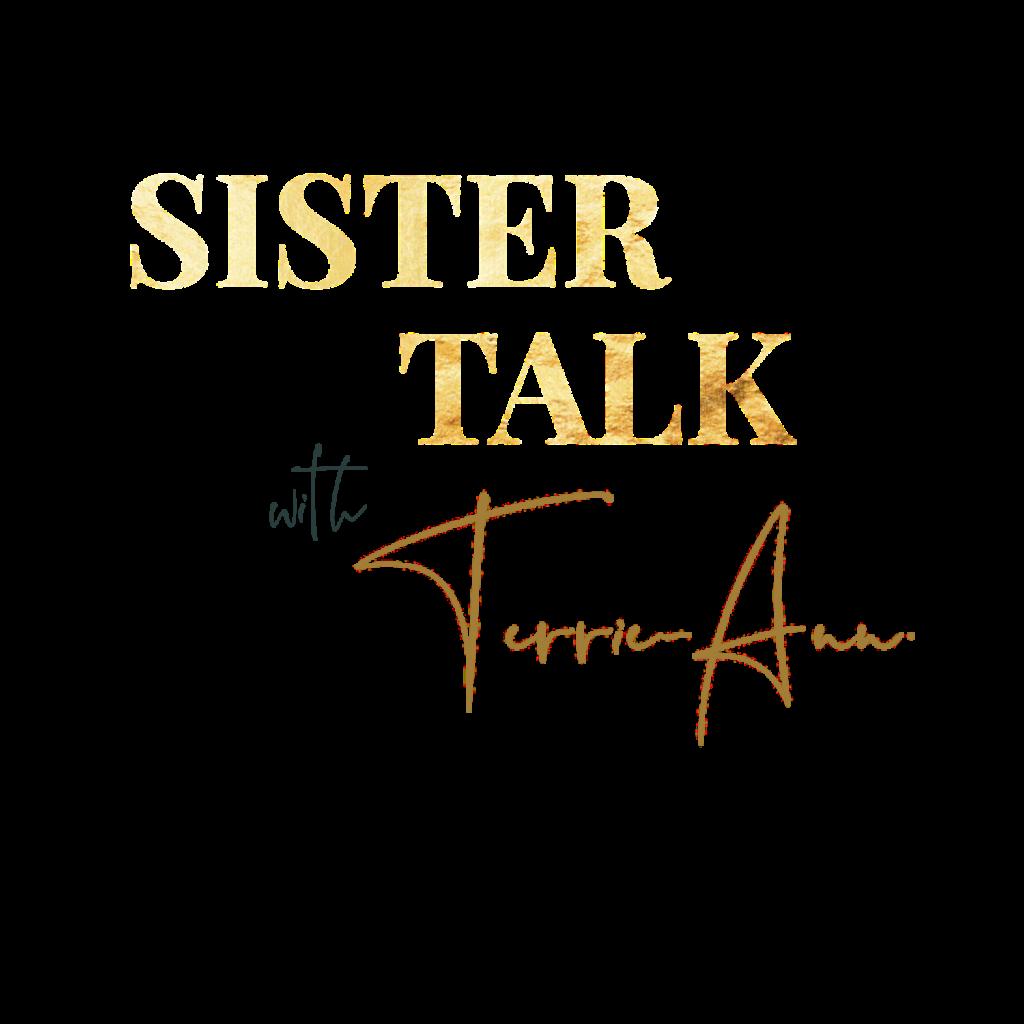 Terrie-Ann Talk Show Branding