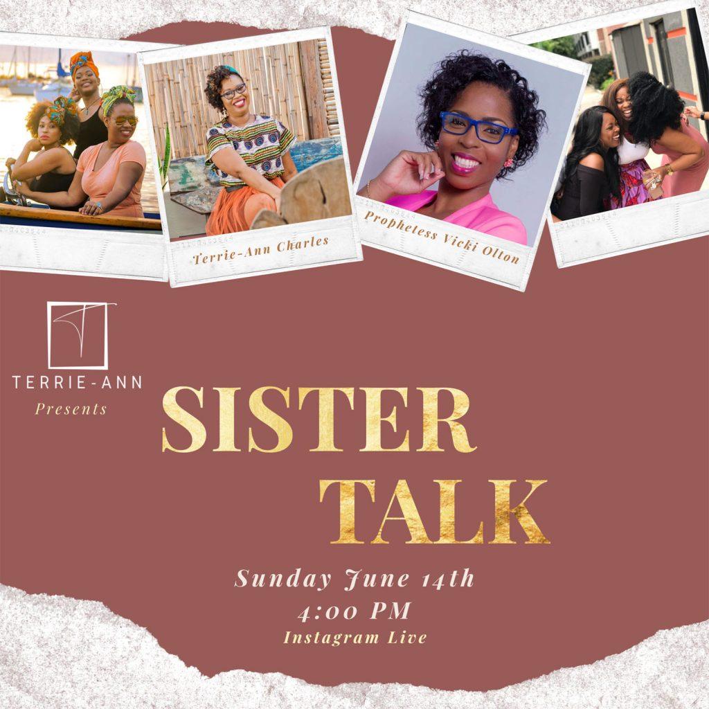 Talk Show Digital Flyer